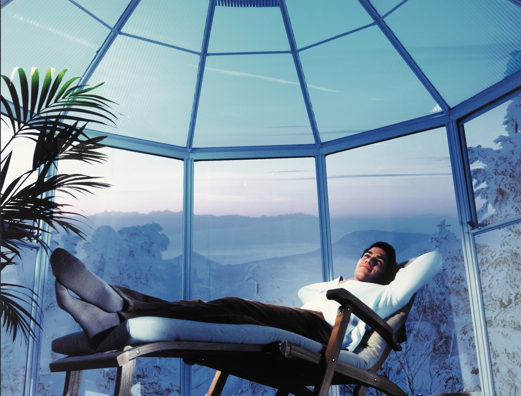 Afbeelding Verandaplaten MAKROLON® - IQ Relax