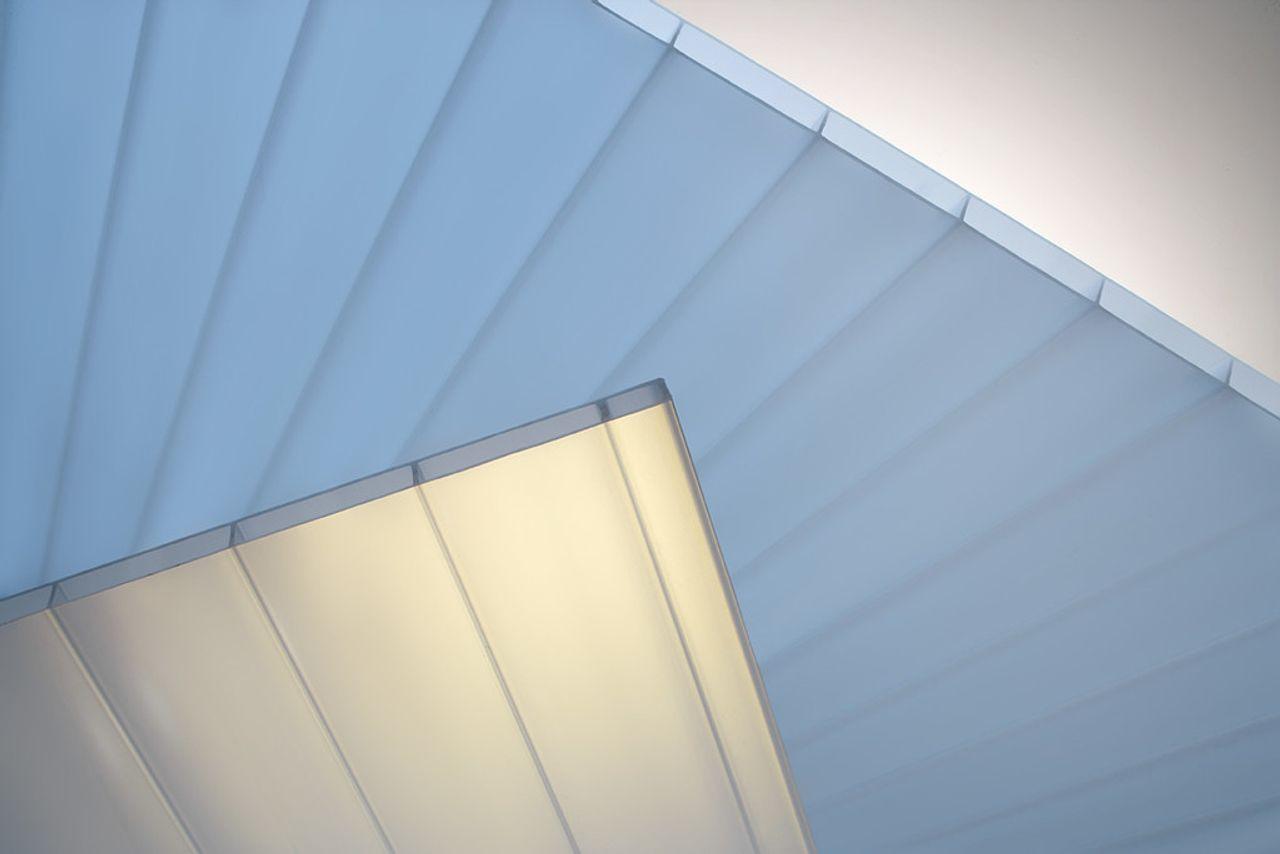 Afbeelding Plexiglas verrandaplaten Cool Blue