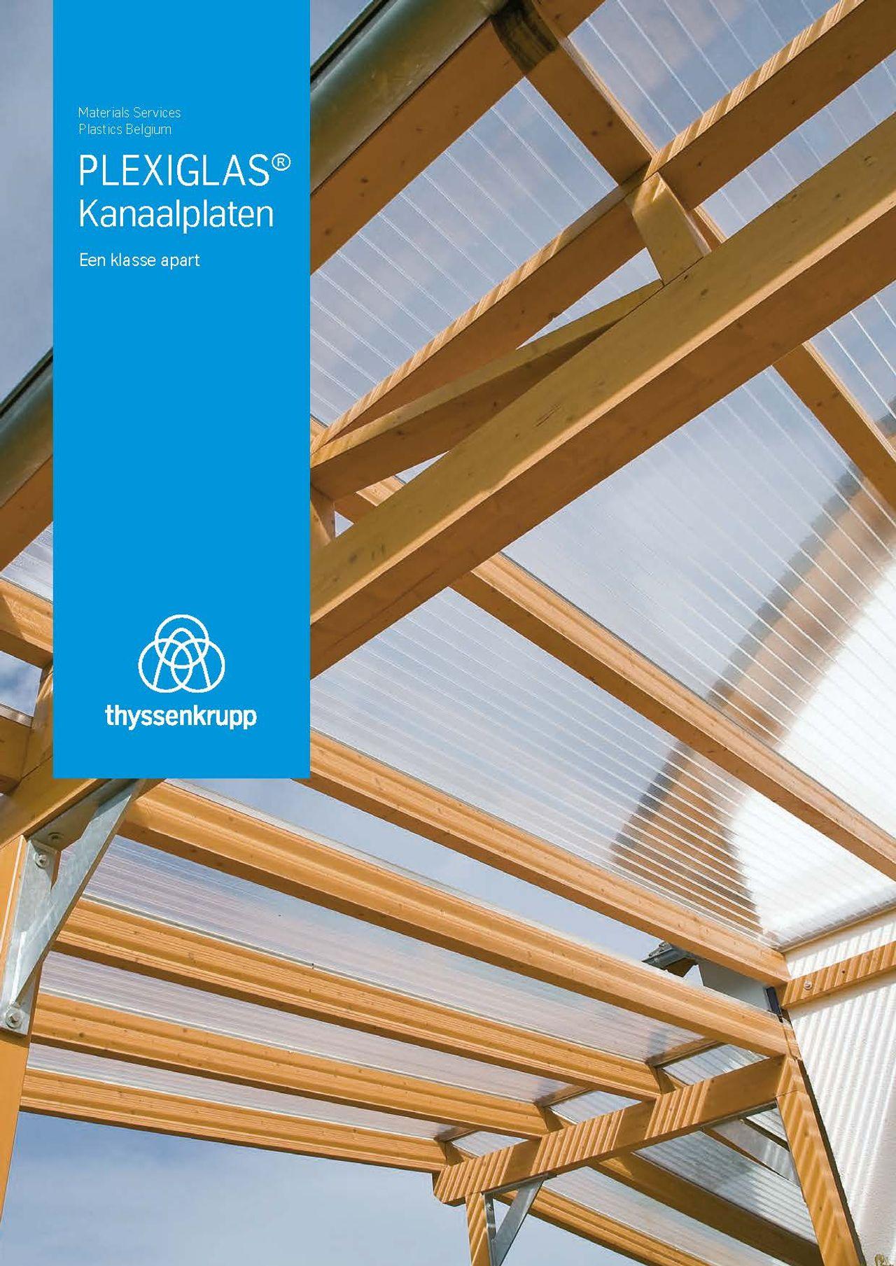 Brochures Verandaplaten PLEXIGLAS®