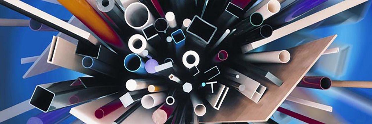 Afbeelding PVC-U plaat