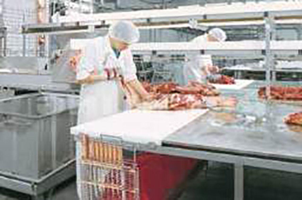 Afbeelding kunststoffen in de voedingsindustrie