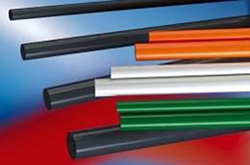 Afbeelding PVC-U staf