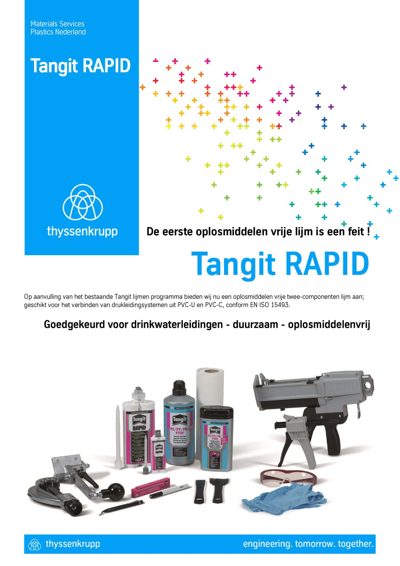 Afbeelding Cover Tangit Rapid Flyer