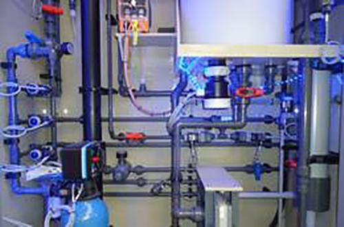 Image traitement de l'eau