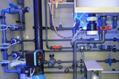 Afbeelding chemische procesindustrie