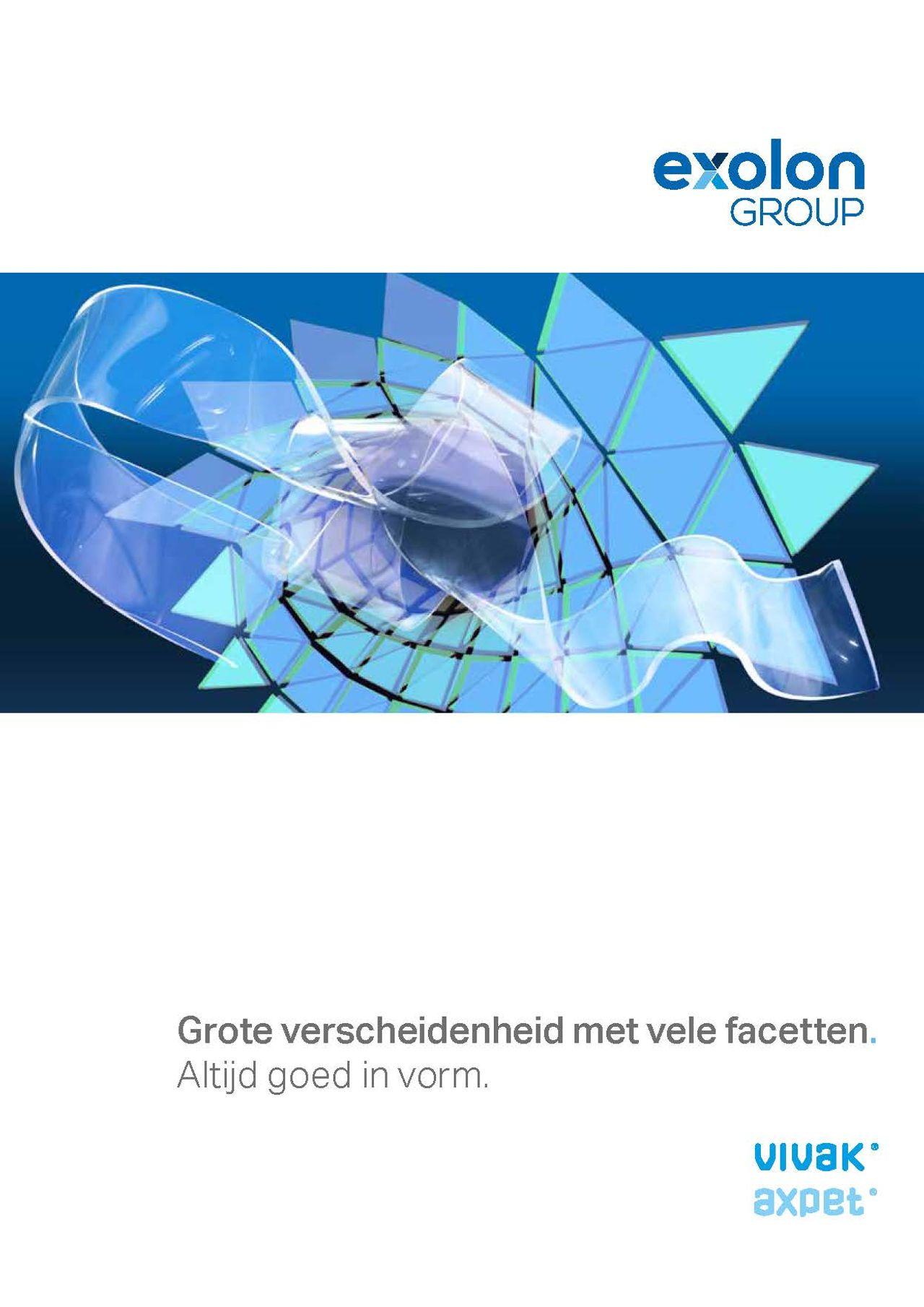 Afbeelding Cover Axpet - Vivak brochure