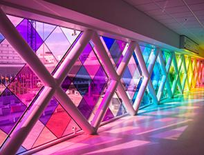 Afbeelding Solarscreen kleuren transparant