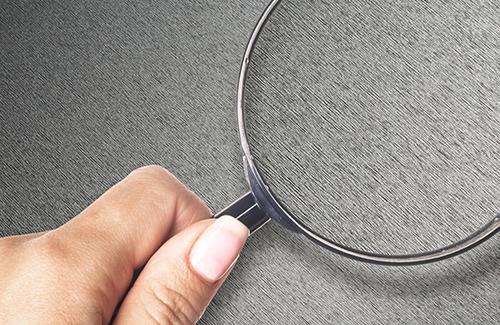 Afbeelding Resimdo Geborsteld aluminium