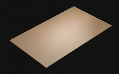 Afbeelding Resimdo Metallic kleur