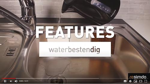 Afbeelding You Tube Waterbestendigheid interieurfolies
