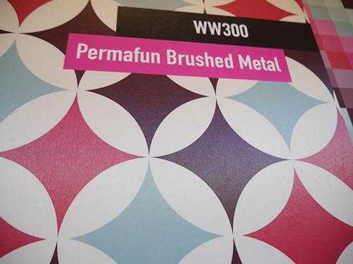 Afbeelding Permafun Brushed Metal
