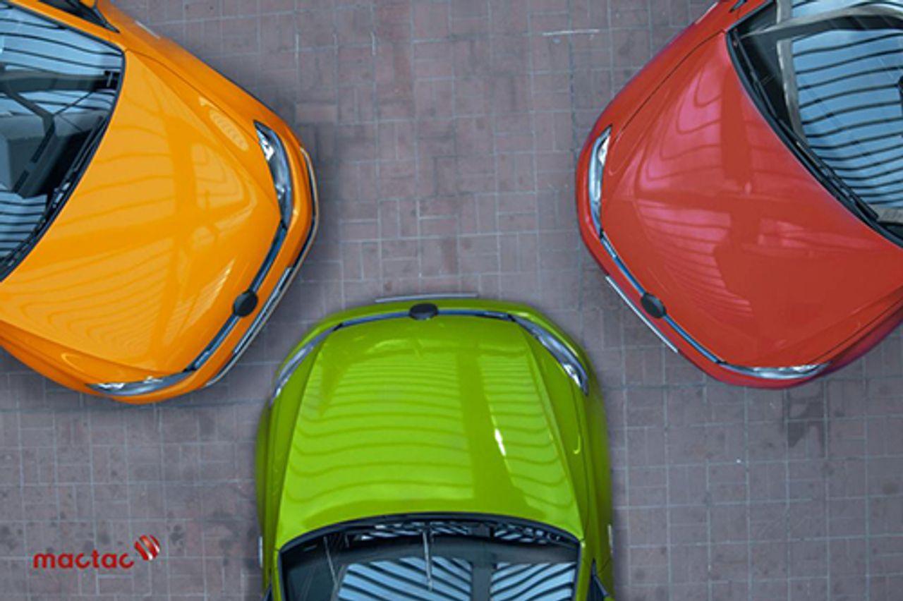 Afbeelding MACtac® Colour Wrap Series