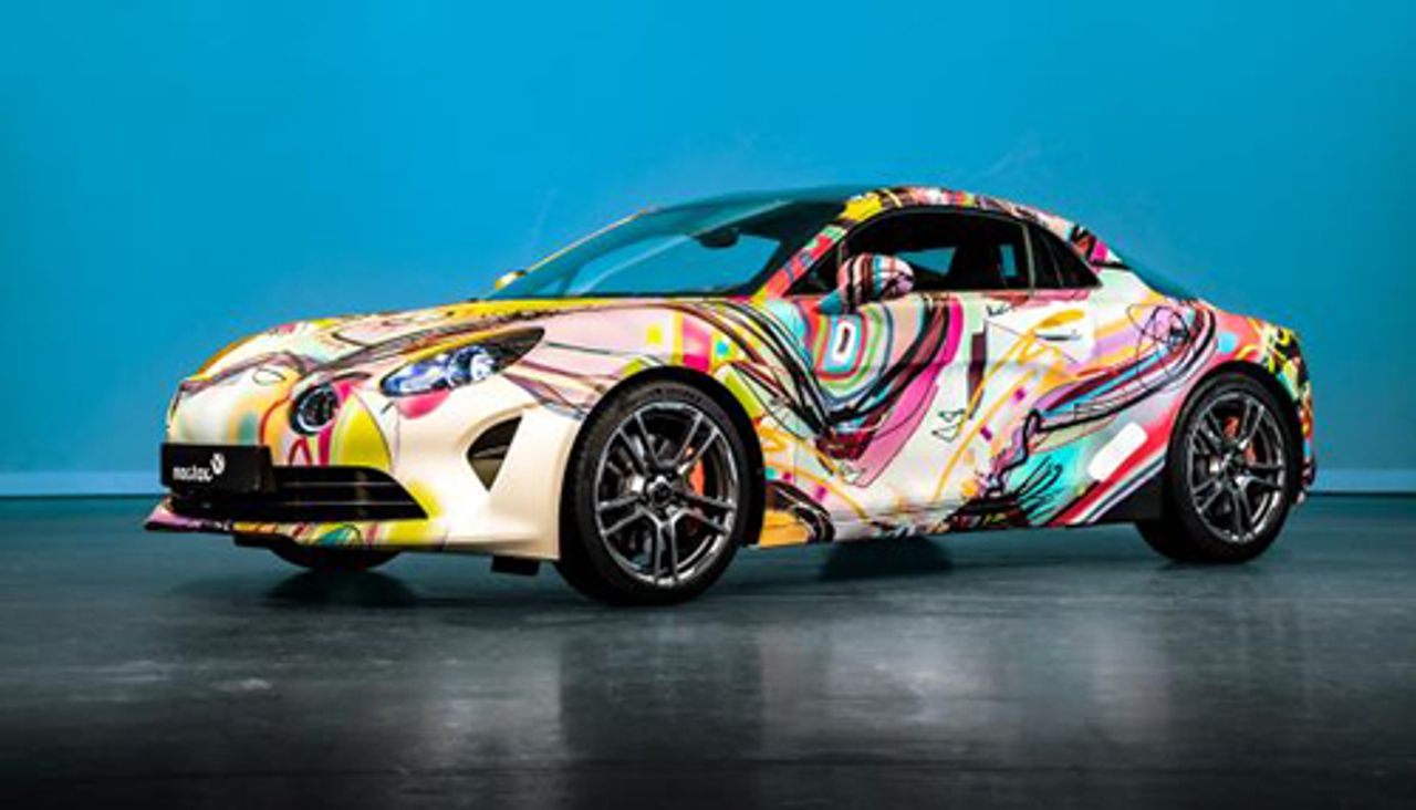 Afbeelding Car Wrapping