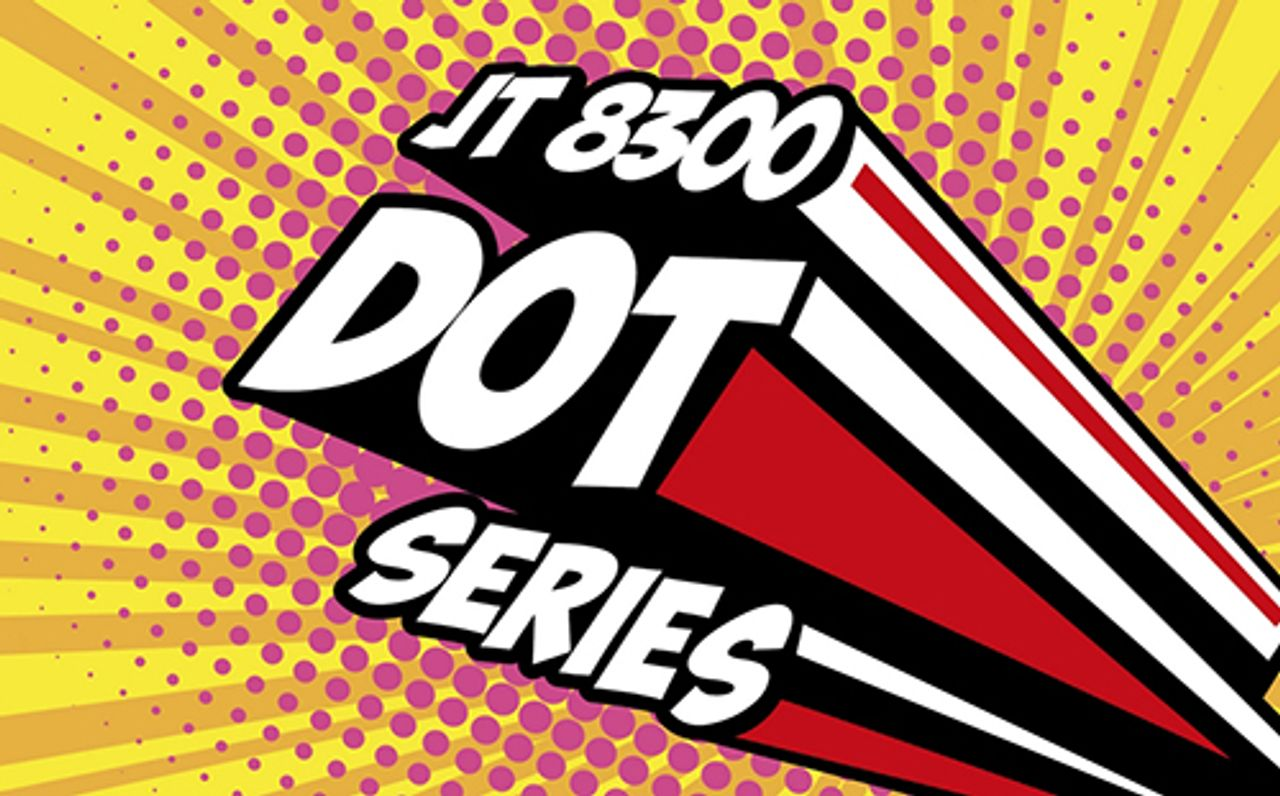 Afbeelding JT 8300 DOT-Serie