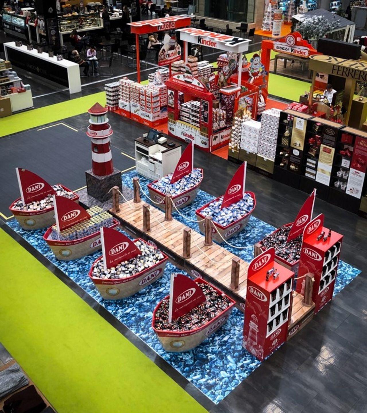 Abiplex_display_chocolade_supermarkt