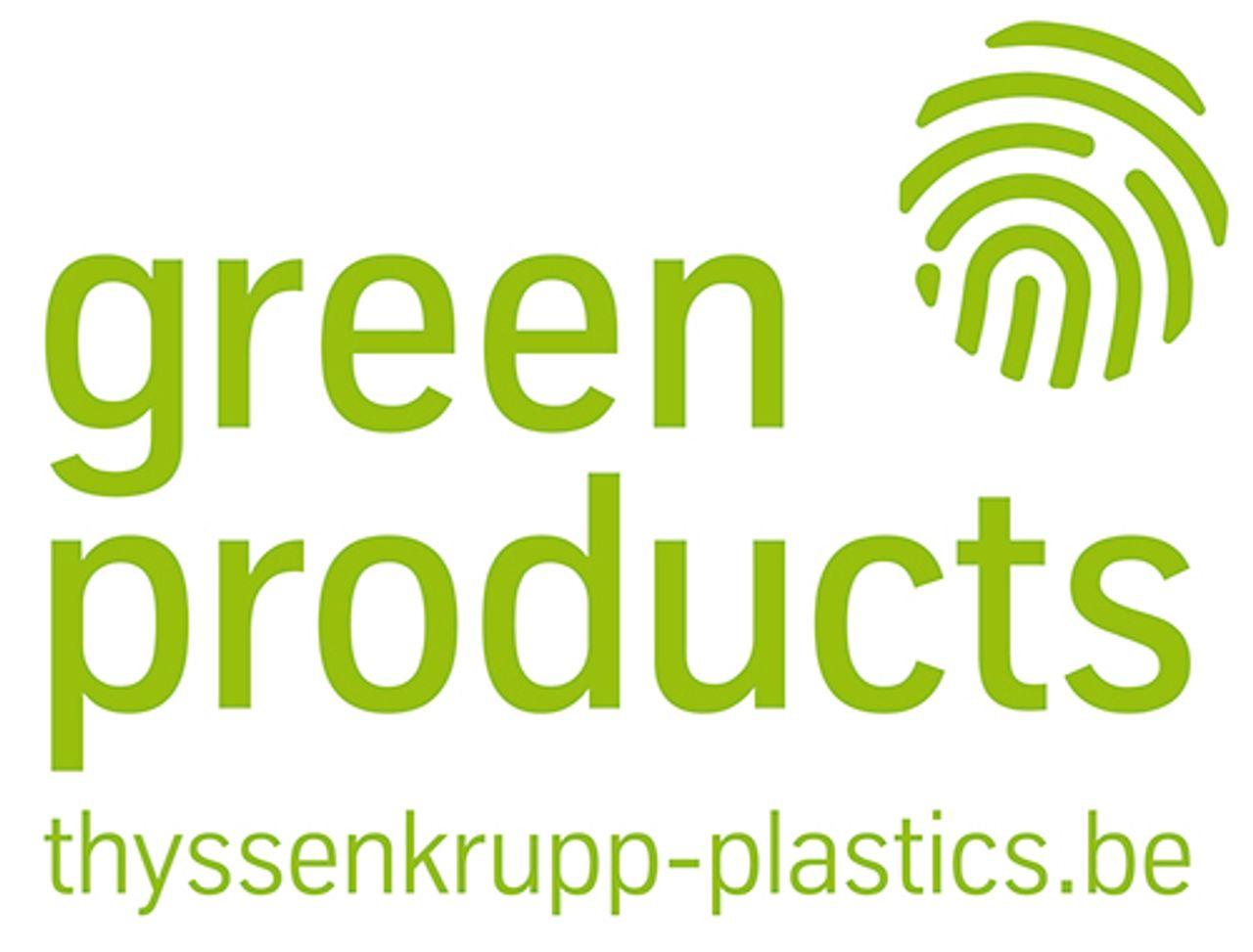 Logo Green Product