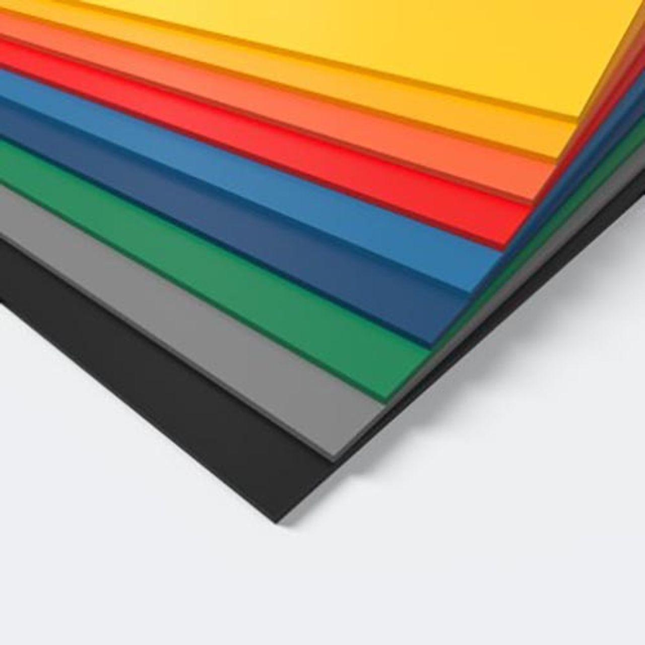Afbeelding kunststofplaten