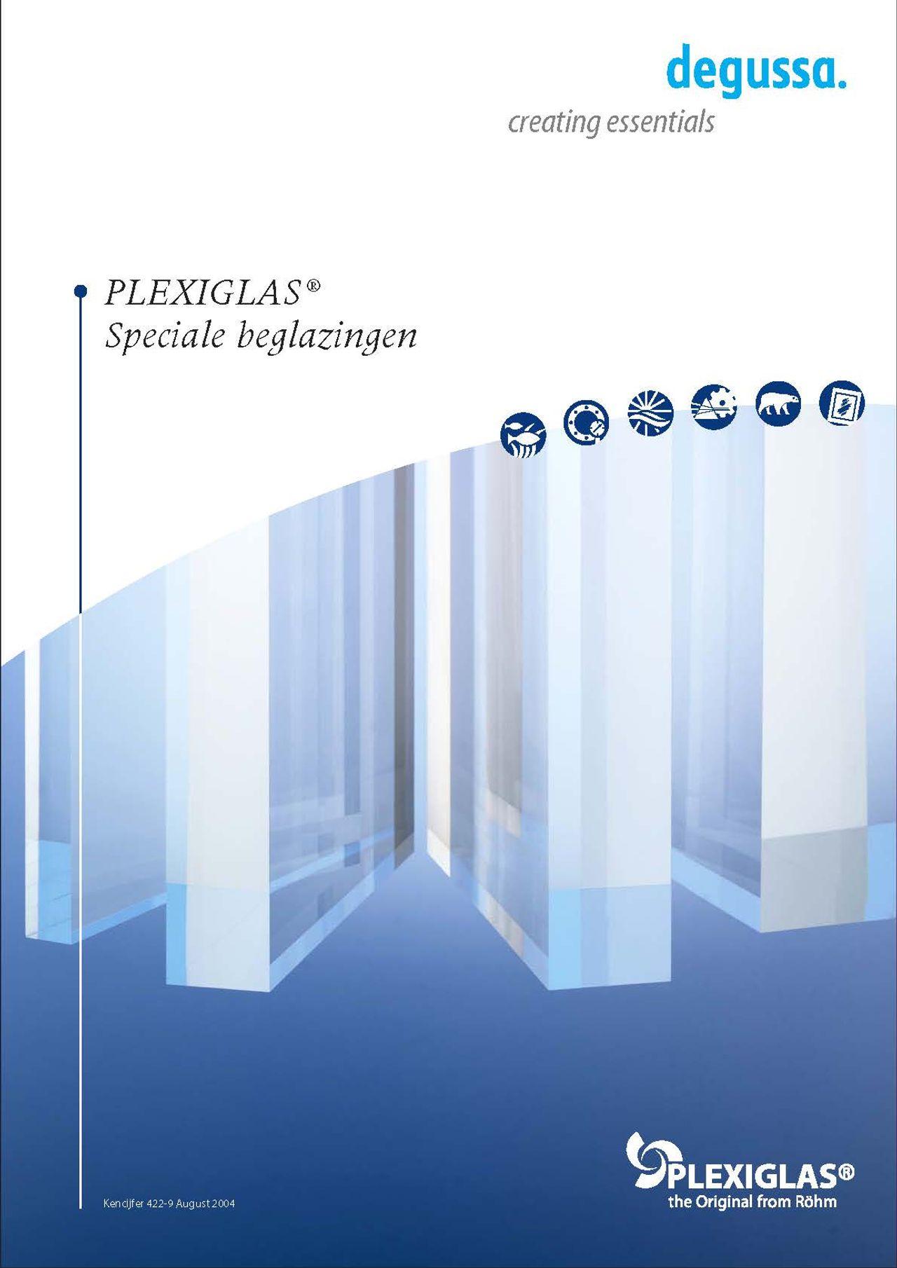 Afbeelding Brochure PLEXIGLAS® GS BLOKKEN