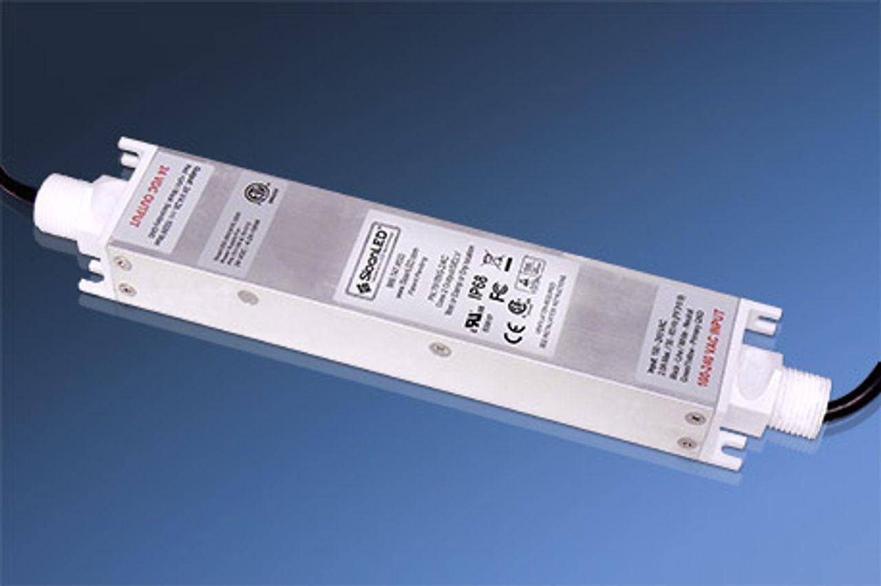 Afbeelding 100 W Power Supply - 24V DC