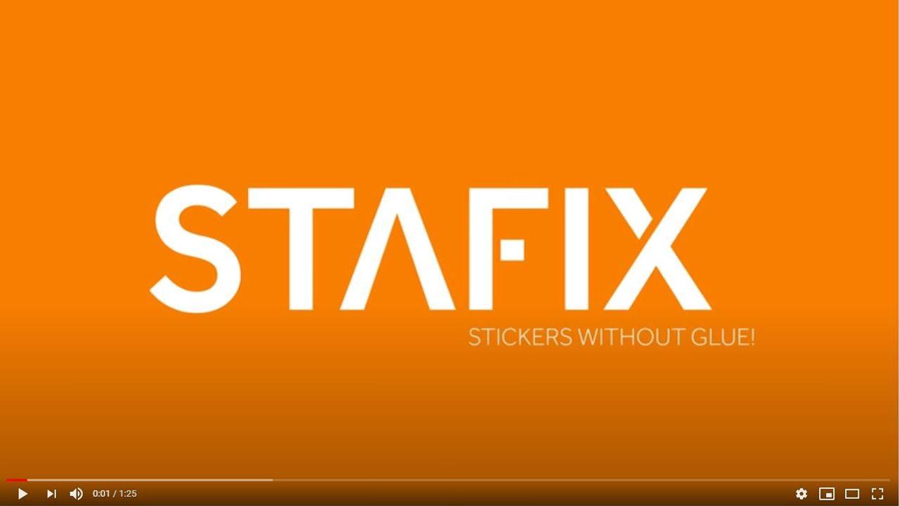 Afbeelding video Stafix Static