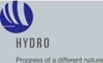 Afbeelding HYDRO logo