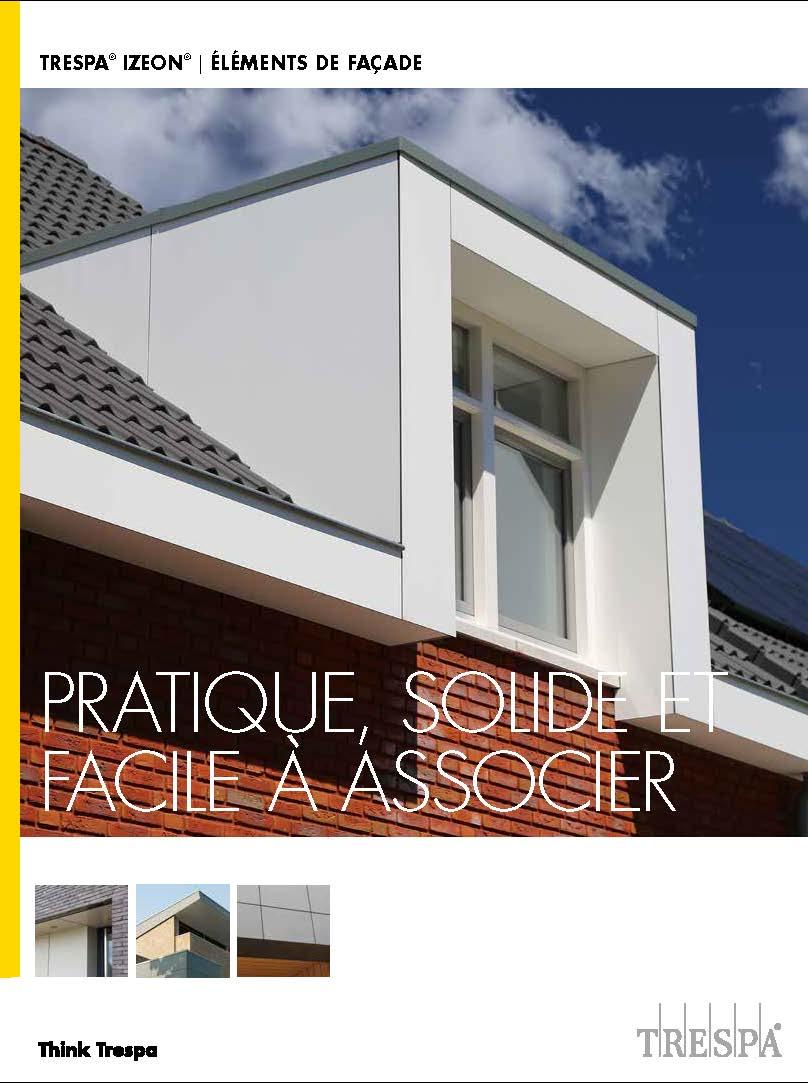 Afbeelding Cover TRESPA® IZEON® brochure