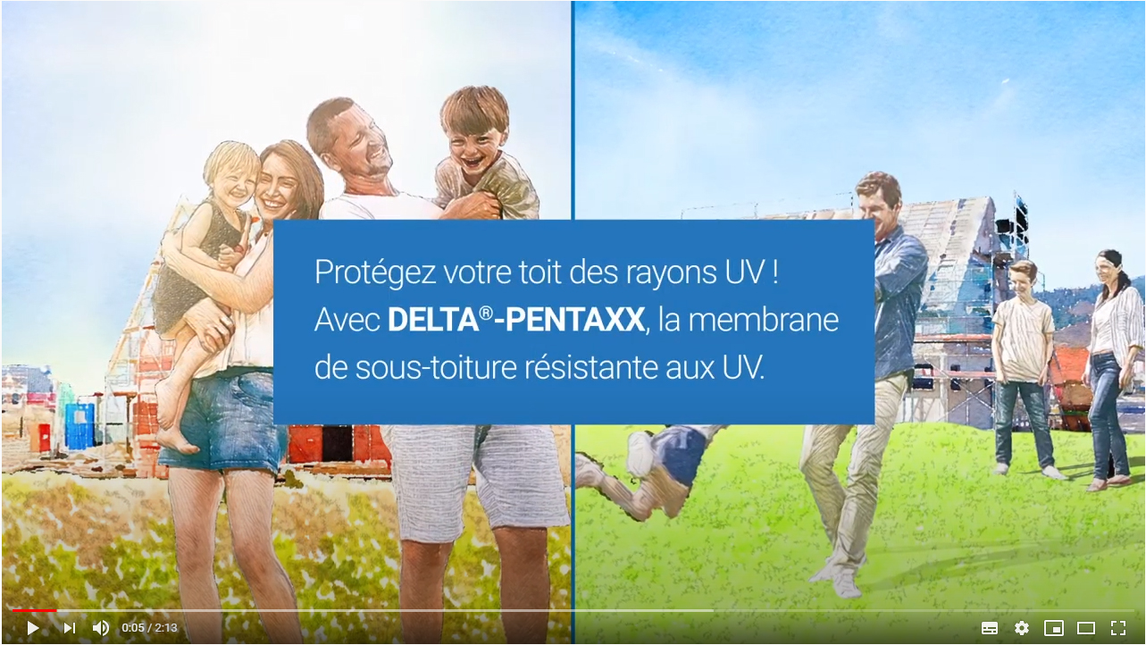Video DELTA® PENTAXX S PLUS