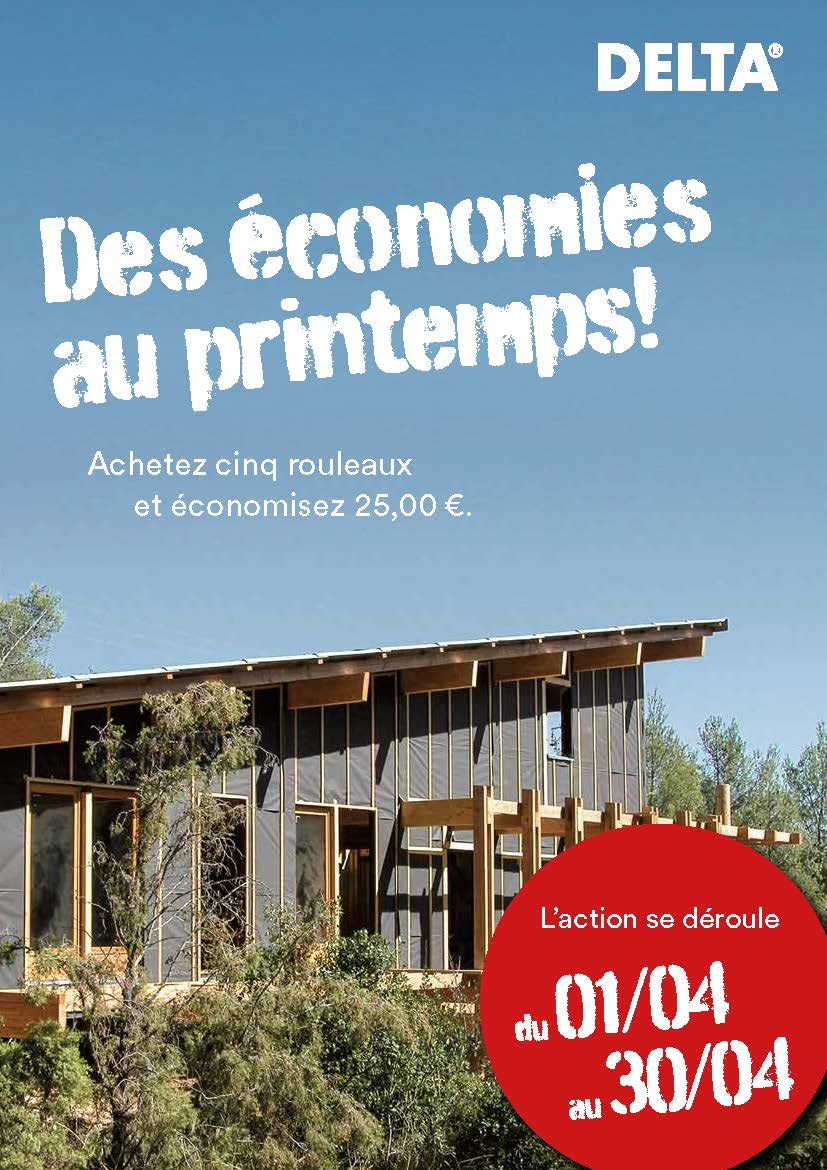 Image action printemps DELTA®