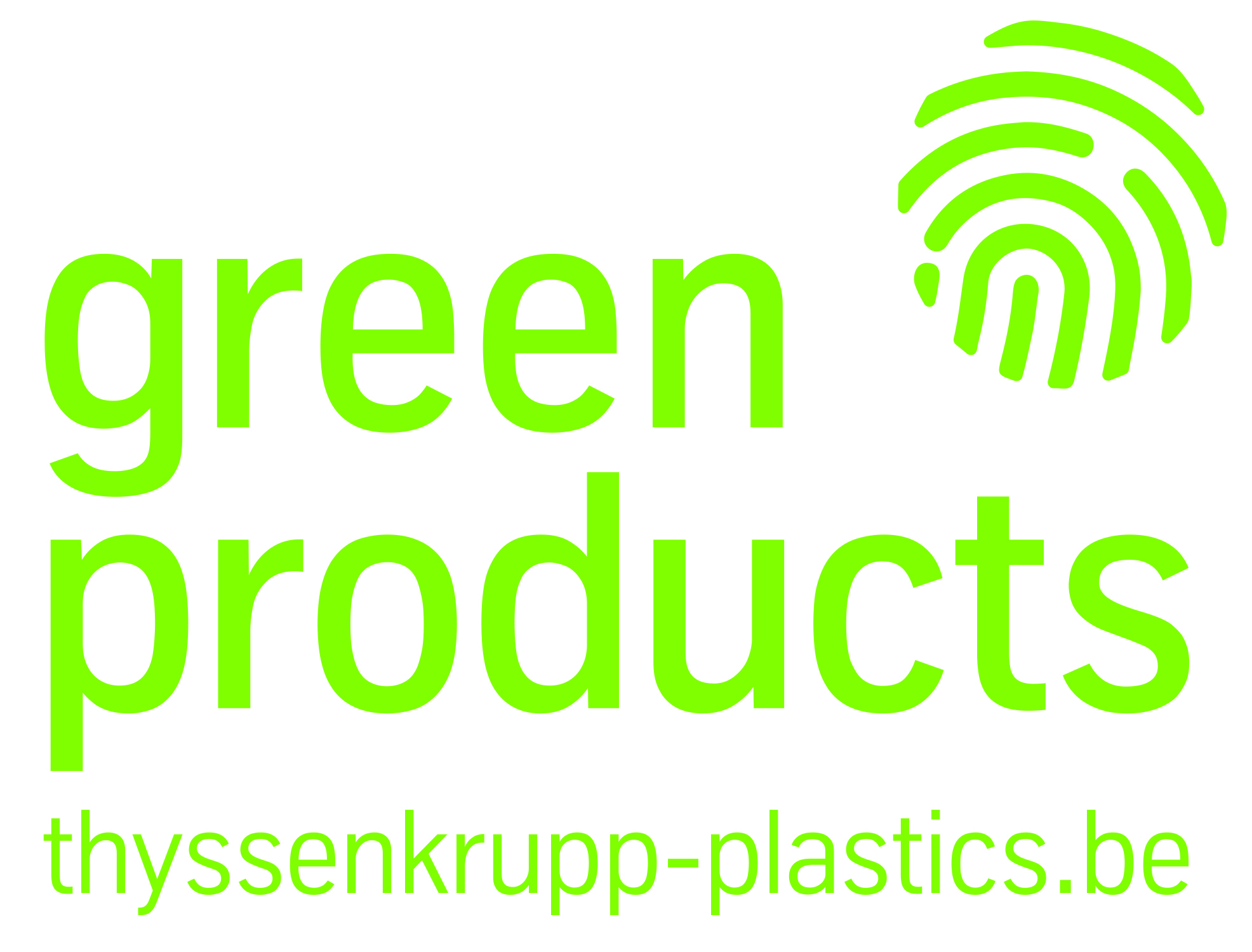 Afbeelding logo Green Products