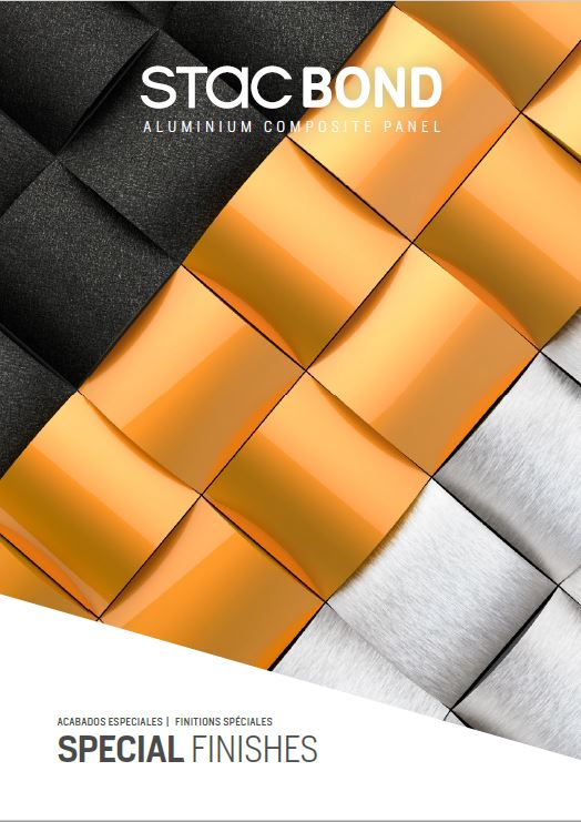 Afbeelding Cover Stacbond Special Finishes