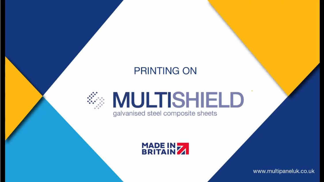 Afbeelding video Multishiled Printing