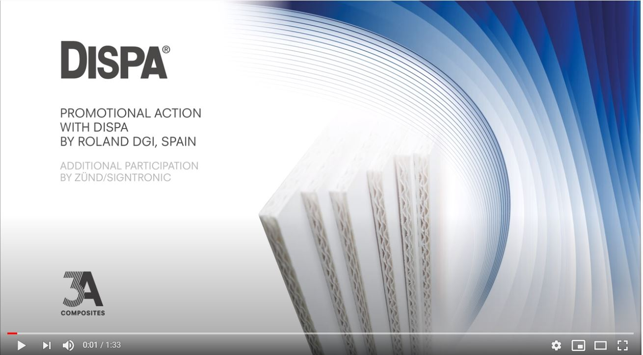 Image video Promotional Action DISPA®