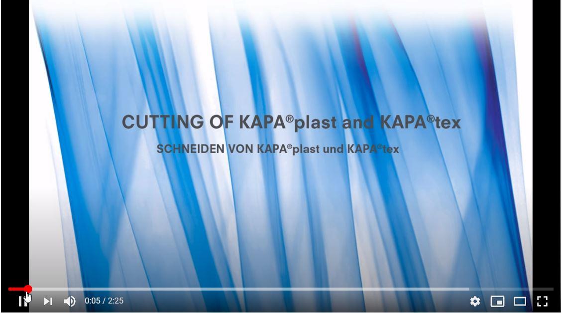 Afbeelding KAPA® Cutting you tube