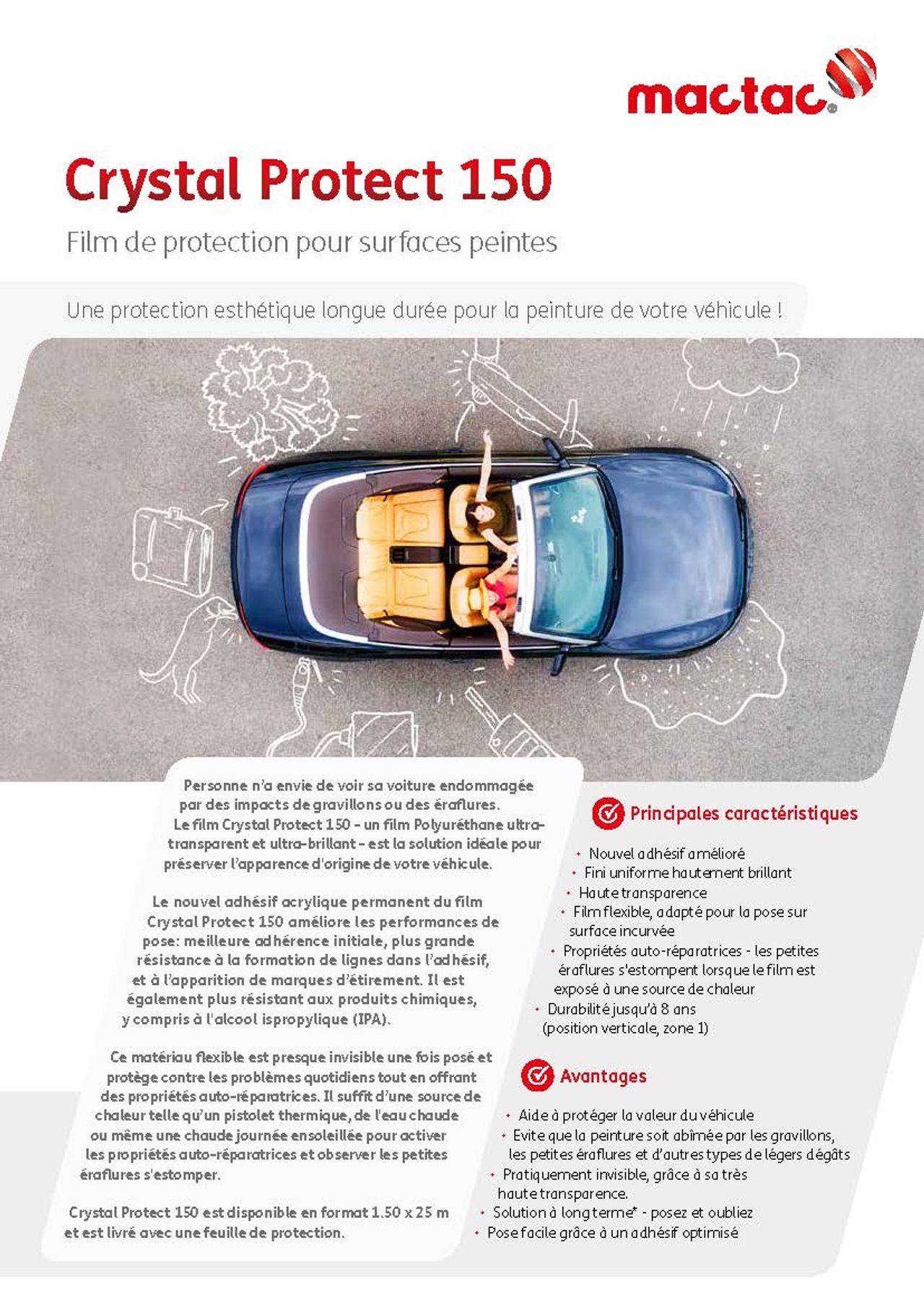 Imag Crystal Protect 150 brochure