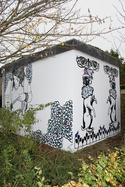 Image Polyolefin - Films anti graffiti