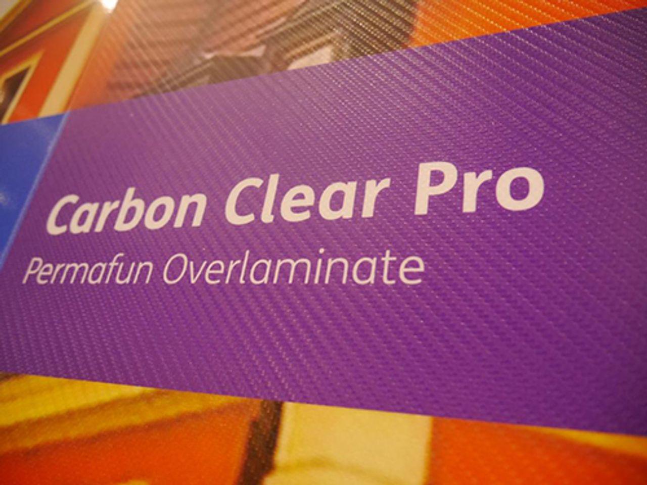 Afbeelding Permafun Carbon Clear Pro