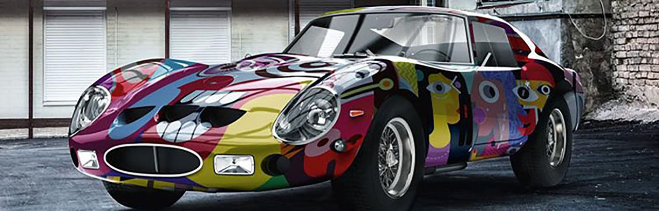 Image Car Wrapping