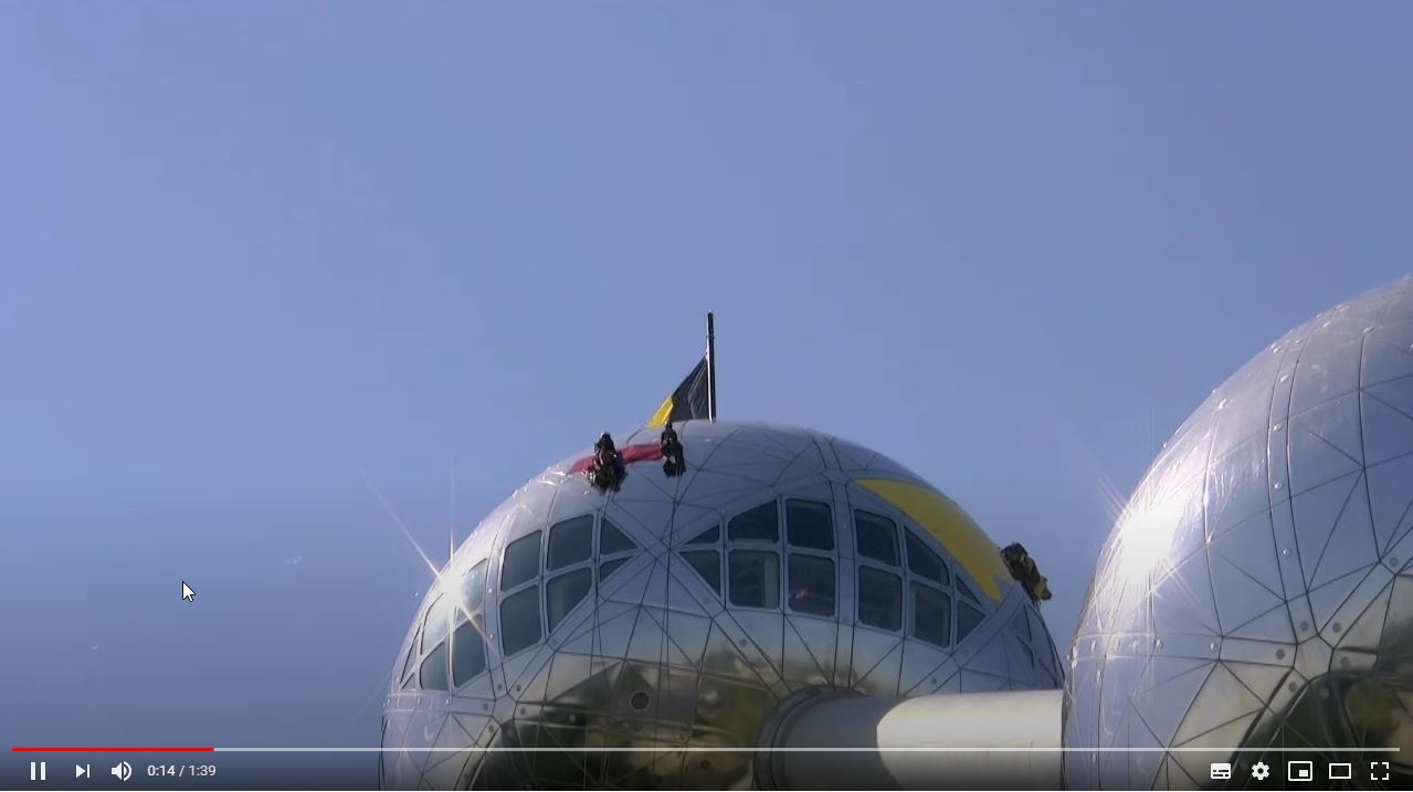 Afbeelding Video MACal 8900 Pro Atomium Brussel