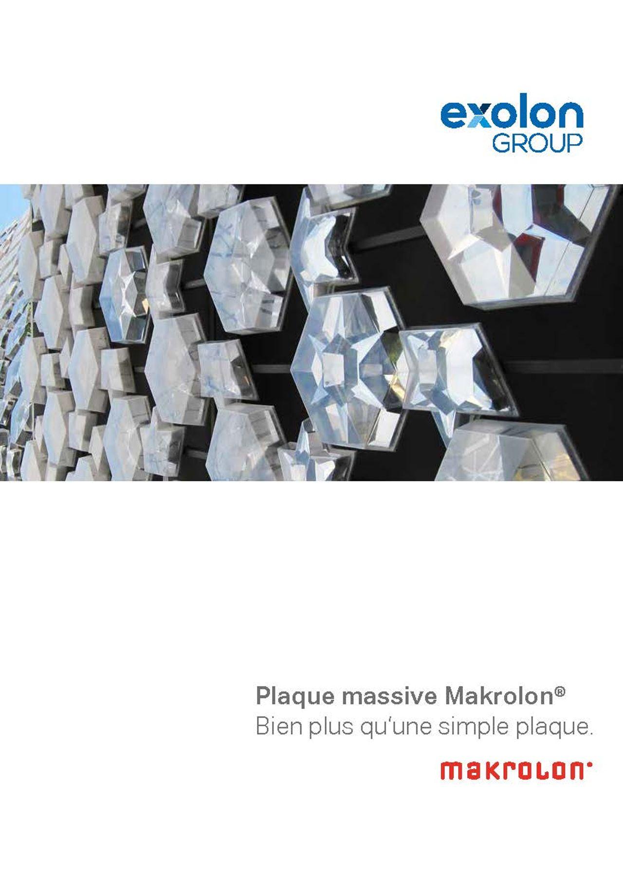 Afbeelding Cover Brochure Makrolon