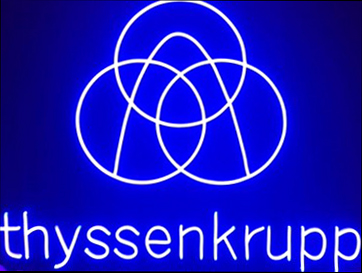 Afbeelding thyssenkrupp logo LucoFlex Slim