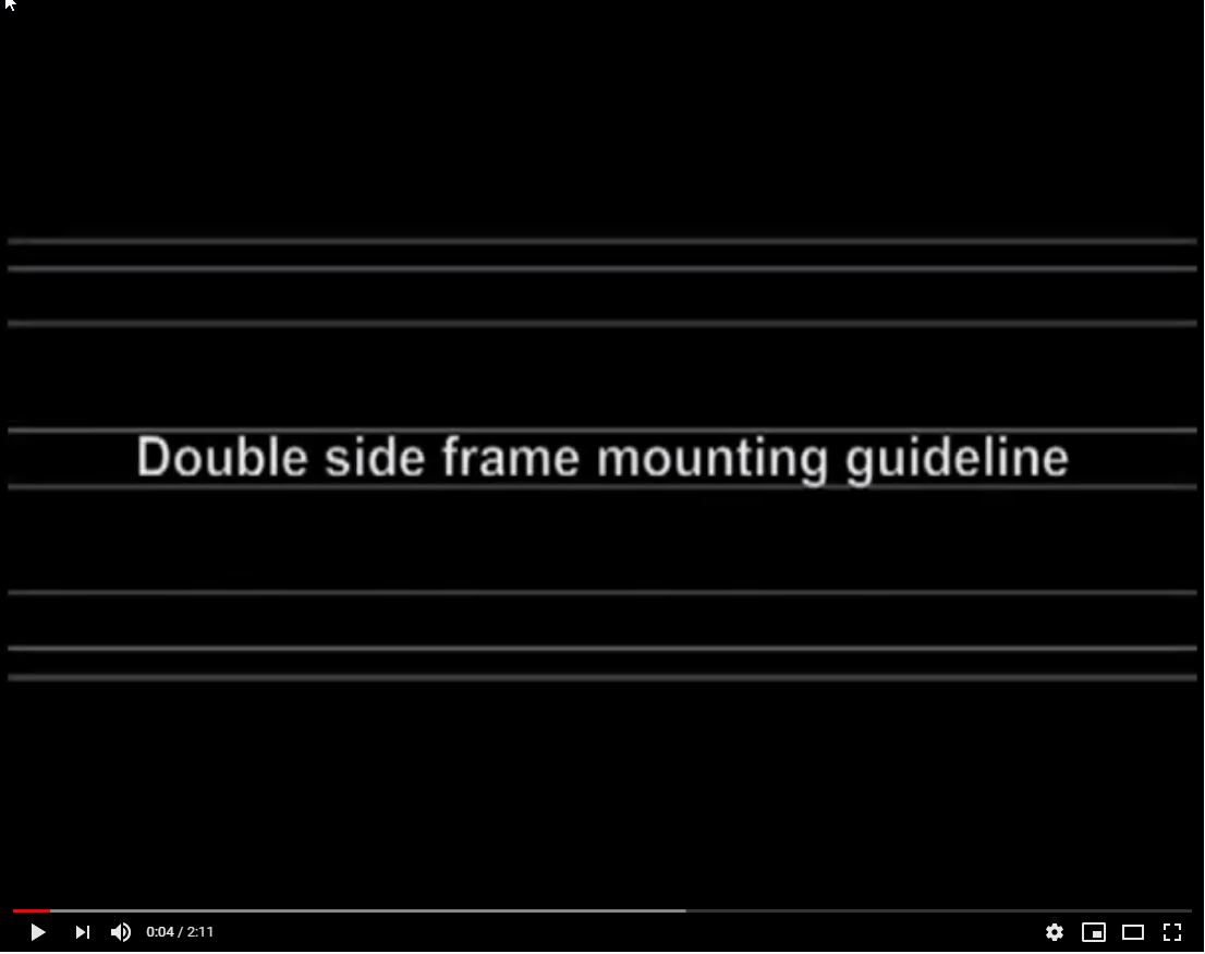 Afbeelding You Tube Ts Mod Frame