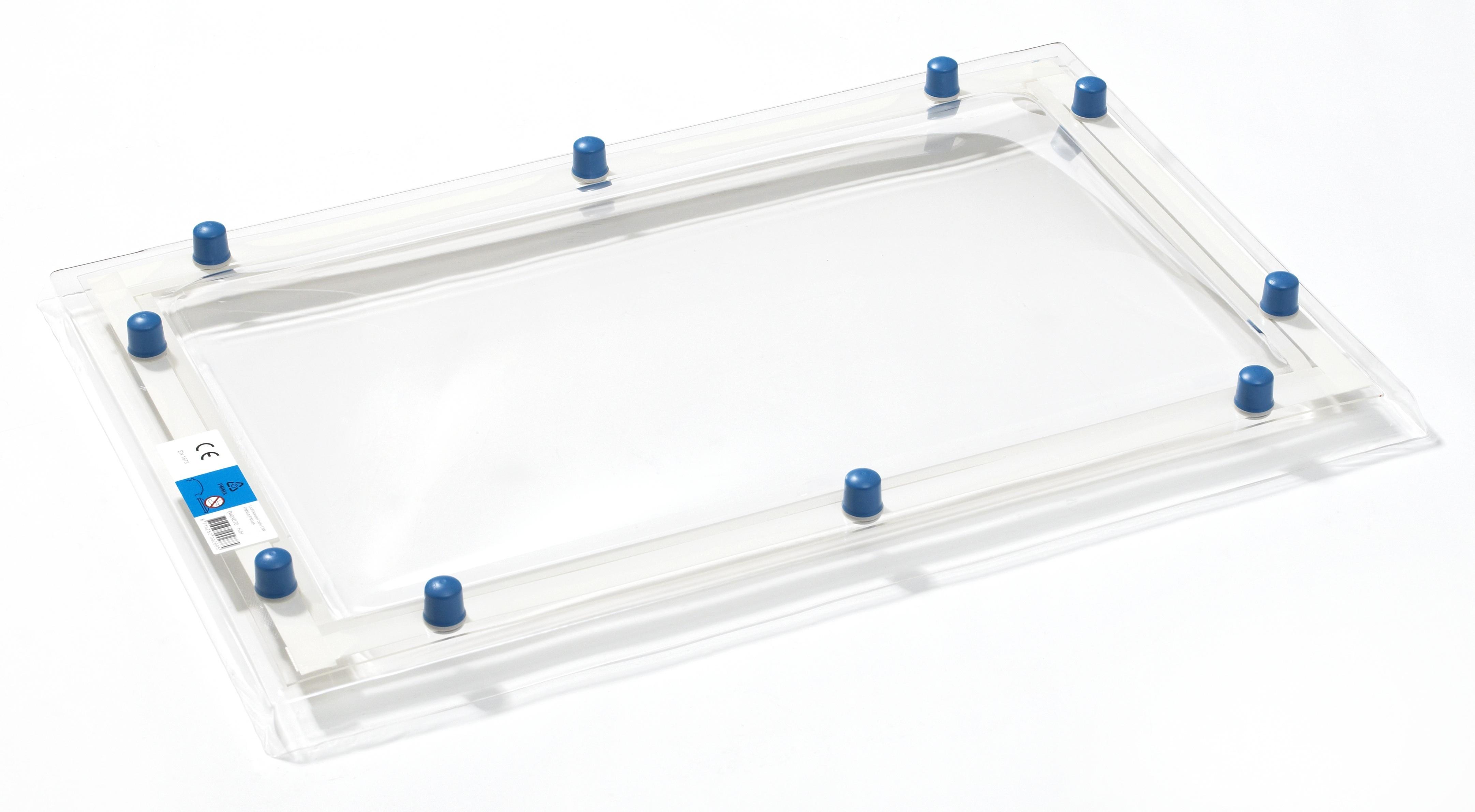 Lichtkoepel acrylaat