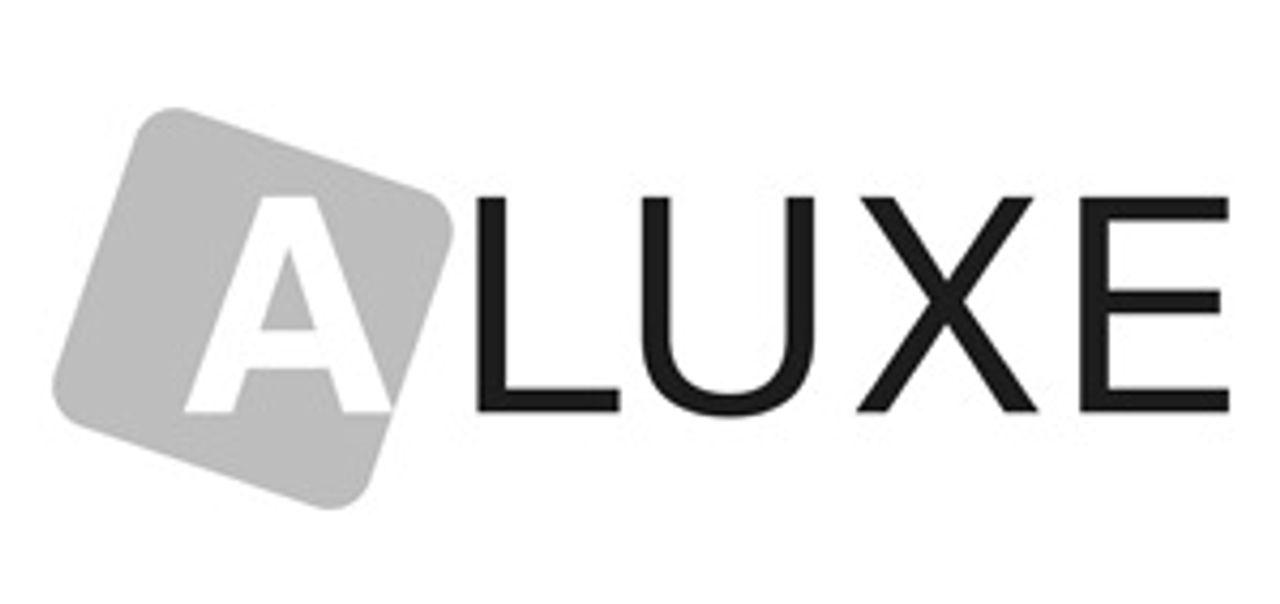 Afbeelding ALUXE logo