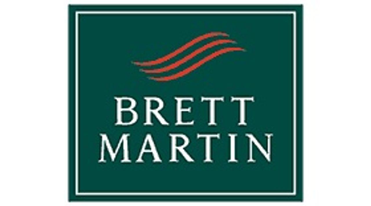 Afbeelding Brett Martin logo