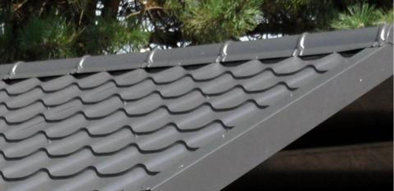stalen dakpanplaten