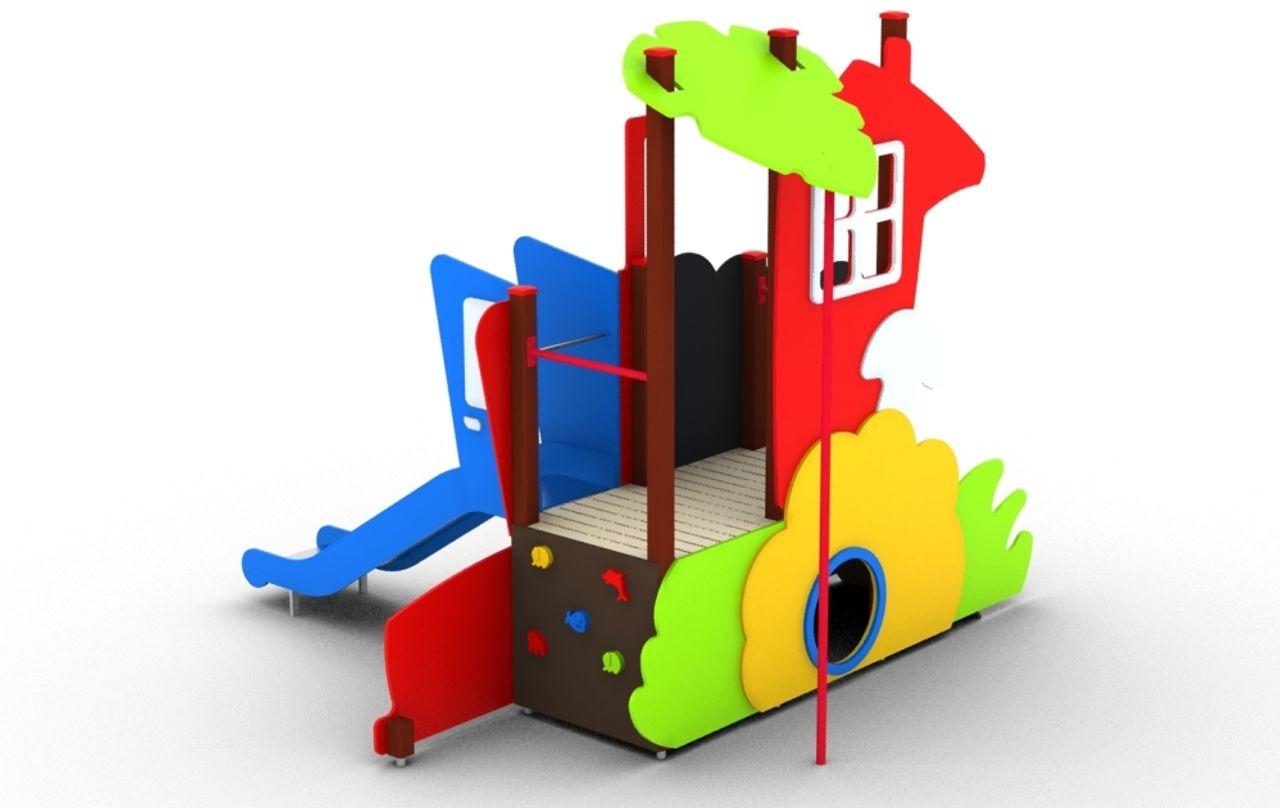 Play-Tec® sport & spel plaat