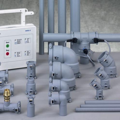 INSTAFLEX (PB) kunststof leiding systeem