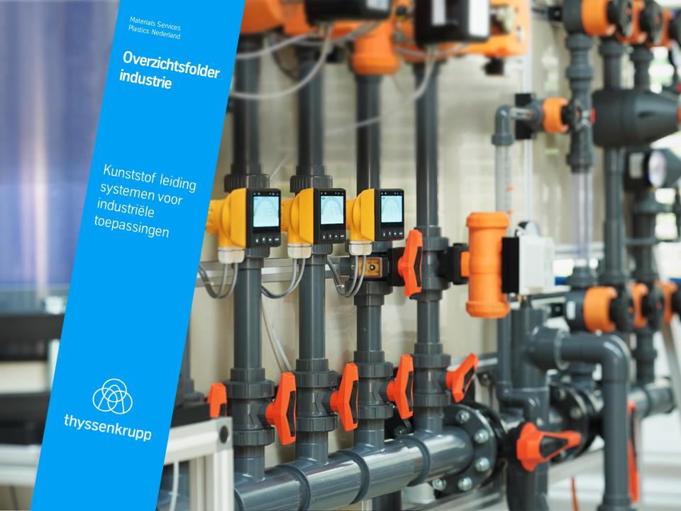 thyssenkrupp kunststof PVC-U industriële leiding systemen