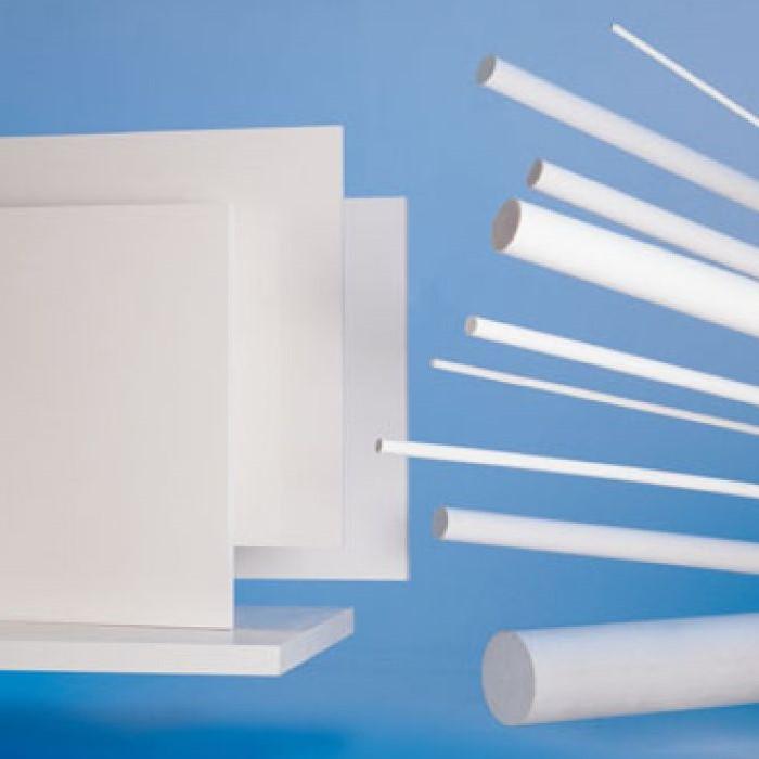 PET-P (polyethyleentereftalaat) of Arnite kunststof platen staf materialen