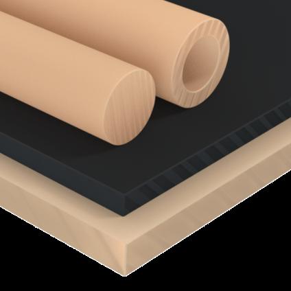 PPs (polypropyleen) lage ontvlambaarheid kunststof plaat
